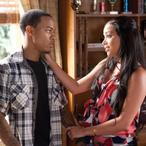 Shad Moss, Lauren London