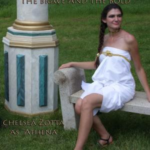 Chelsea Zotta. Director, writer and actress.