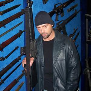 John Fallon on the Deaden 2006 set