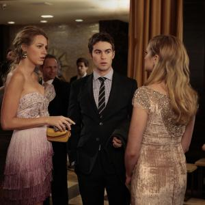 Still of Blake Lively Kaylee DeFer and Chace Crawford in Liezuvautoja 2007