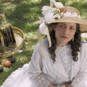 Kathleen Davison as Emma in Primrose Lane