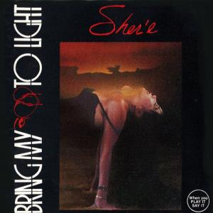 Album cover for Bring my heart to light 1987