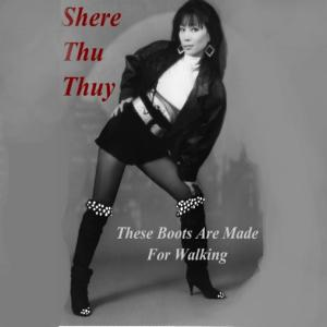 2010 These boots are made for walking CD cover