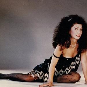 My Italo Disco Look 1989