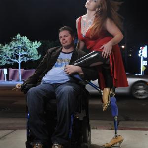 Jay Cramer and Katy Sullivan