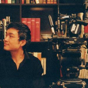 Norman Yeung Director on the set of HELLO FAYE