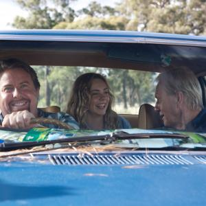 Paul Hogan, Shane Jacobson, Morgan Griffin