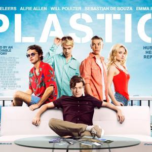 Alfie Allen Ed Speleers Emma Rigby Will Poulter and Sebastian De Souza in Plastic 2014