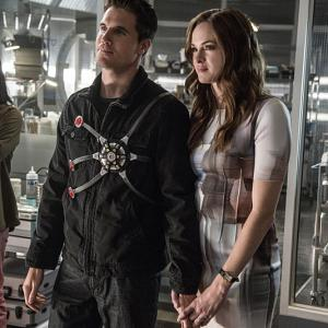 Danielle Panabaker, Robbie Amell