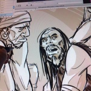 Angelo Libutti Storyboard