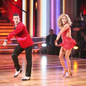 Still of Kristin Cavallari and Mark Ballas in Dancing with the Stars 2005