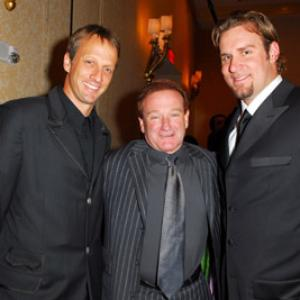 Robin Williams, Tony Hawk, Ben Roethlisberger