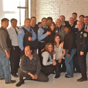 Commercial Task Force at the Precinct
