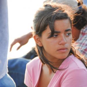 Still of Paulina Gaitan in Sin nombre 2009