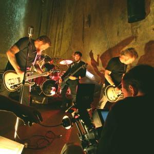 Mastodon Music video shoot