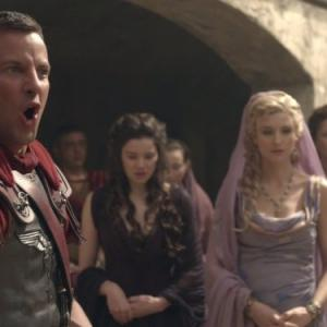 Lucy Lawless, Craig Parker, Viva Bianca, Hanna Mangan Lawrence