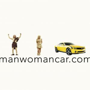 Manwomancarcom web commercial