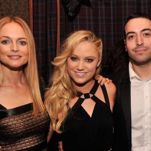 Heather Graham, Maika Monroe, Mohammed Al Turki