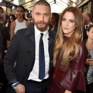 Tom Hardy, Riley Keough