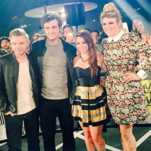 Molly Tarlov, Brett Davern, Beau Mirchoff, Jillian Rose Reed