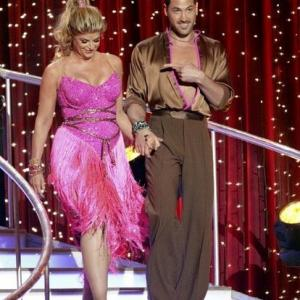 Still of Kirstie Alley and Maksim Chmerkovskiy in Dancing with the Stars 2005