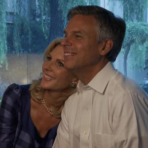 Jon Huntsman, Mary Kaye Huntsman
