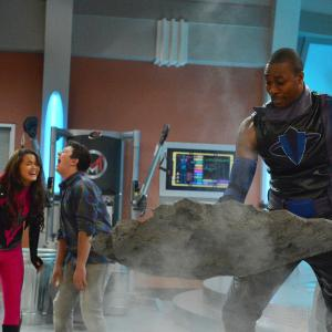 Dwight Howard, Bradley Steven Perry, Jake Short, Paris Berelc