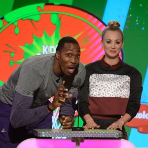 Kaley Cuoco, Dwight Howard