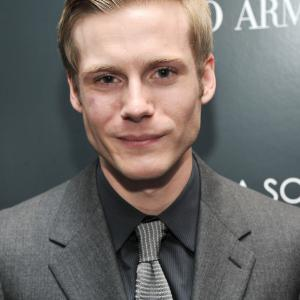 Zachary Booth at event of Albert Nobbs 2011