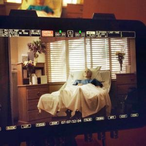 Behind The Scenes of a Brick  Mortar Music Video Where Alex Plays an Oncology Doctor