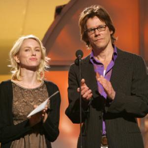 Kevin Bacon and Naomi Watts