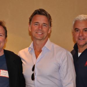 Steve Nave and John Schneider and John OHurley