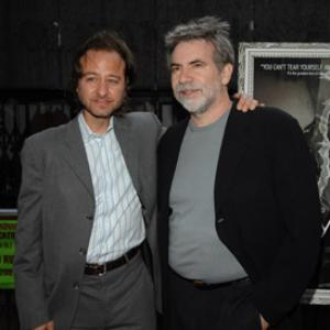 Fisher Stevens and Dan Klores at event of Crazy Love 2007
