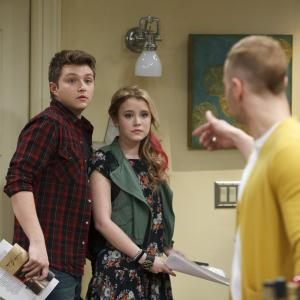 Taylor Spreitler, Sterling Knight