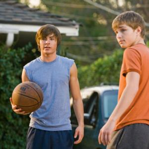 Zac Efron, Sterling Knight