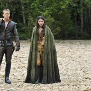 Still of Ginnifer Goodwin and Josh Dallas in Once Upon a Time 2011