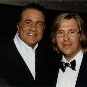 Larry A Thompson with Producer Michael Wilson