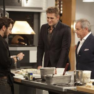 Still of Wolfgang Puck, Curtis Stone and Marcel Vigneron in Top Chef Duels (2014)