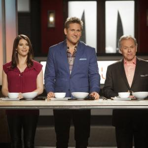 Still of Wolfgang Puck, Gail Simmons and Curtis Stone in Top Chef Duels (2014)