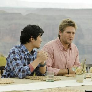 Still of Francis Lam and Curtis Stone in Top Chef Masters (2009)