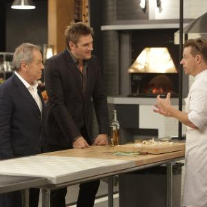 Still of Wolfgang Puck, Curtis Stone and Richard Blais in Top Chef Duels (2014)