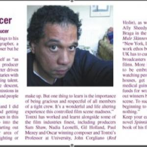 PR in Film  Festival Magazine UK