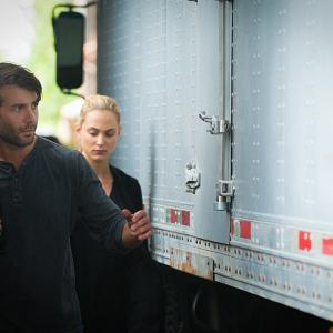 James Wolk, Nora Arnezeder