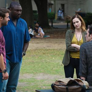 Billy Burke, Kristen Connolly, Nonso Anozie, James Wolk