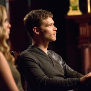 Still of Joseph Morgan and Claire Holt in The Originals 2013