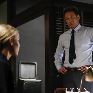 David Duchovny, Claire Holt
