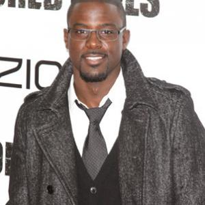 Lance Gross at event of For Colored Girls 2010