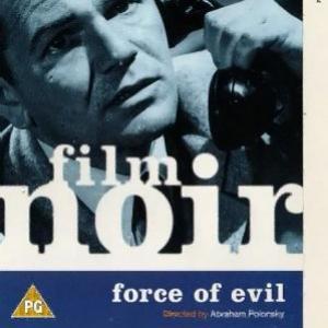 John Garfield in Force of Evil 1948