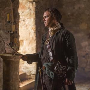 Still of Finn Den Hertog in Outlander 2014
