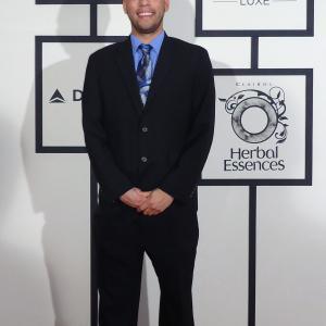 Jason Baustin at the 57th Annual Grammy Awards